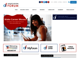 associationforum.org