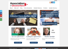 associationofghostwriters.org
