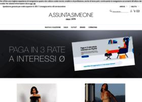 assuntasimeone.com