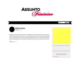 assuntofeminino.com.br