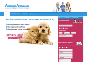 assurance-animaux.be