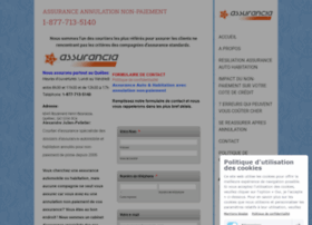 assurance-annulation-non-paiement.net
