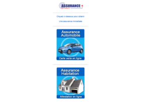 assurance-auto-habitation-immediate-en-ligne.com