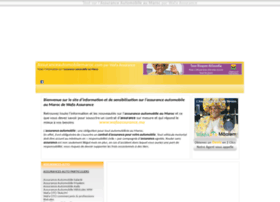 assuranceautomobilemaroc.com