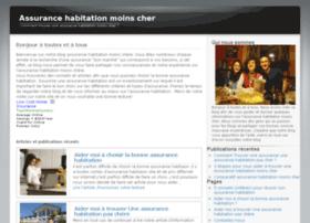 assurancehabitationmoinscher.com