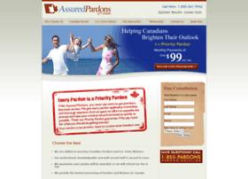 assuredpardons.com