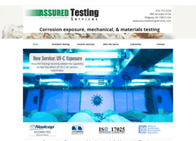 assuredtestingservices.com