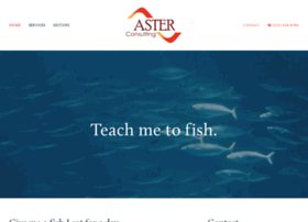 asterconsultinginc.com
