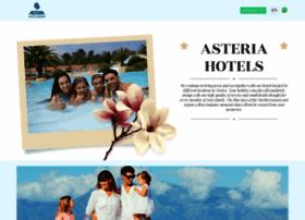 asteriahotels.com