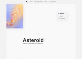 asteroids.com