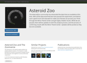asteroidzoo.org