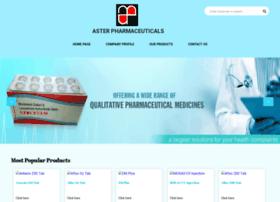 asterpharmaceuticals.com