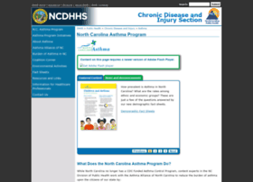 asthma.ncdhhs.gov