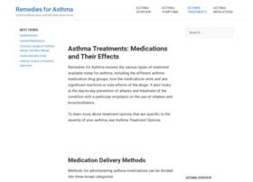 asthmamedicationslist.org