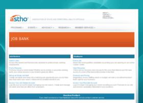astho-jobs.jobtarget.com