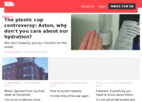aston.tab.co.uk