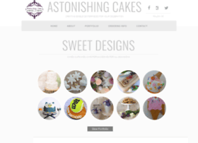 astonishingcakes.com