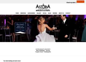 astoriabanquets.com