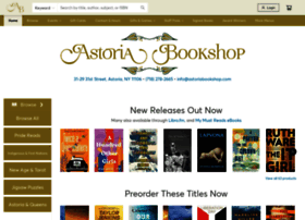 astoriabookshop.com