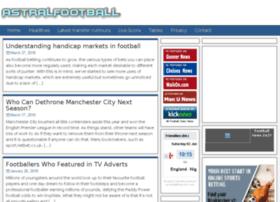 astralfootball.com
