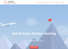 astralgameservers.com