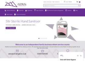 astralhygiene.co.uk
