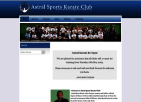 astralkarate.co.uk