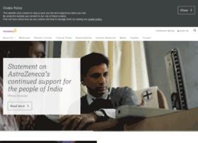 astrazenecaindia.com