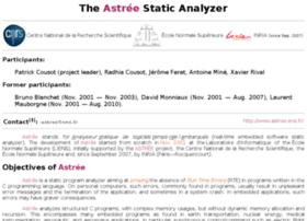 astree.ens.fr