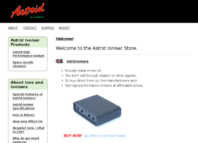 astrid-ionizer.co.uk
