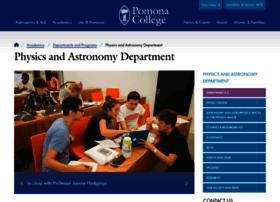 astro.pomona.edu