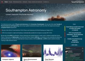 astro.soton.ac.uk