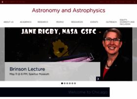 astro.uchicago.edu