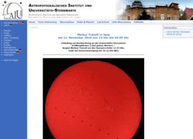 astro.uni-jena.de