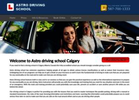 astrodrivingschool.ca