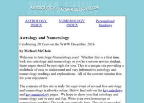 astrology-numerology.com
