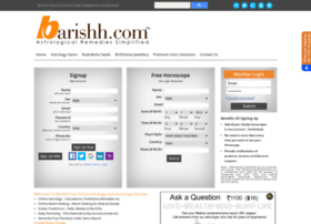 astrology.barishh.com