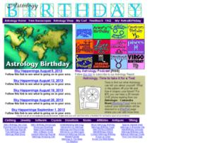 astrologybirthday.com