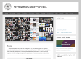 astron-soc.in