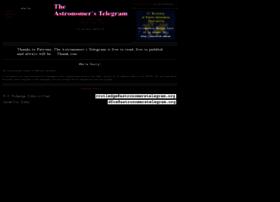astronomerstelegram.org