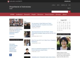 astronomy.fas.harvard.edu