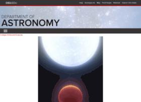 astronomy.ohio-state.edu