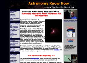 astronomyknowhow.com