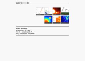 astroplotlib.stsci.edu