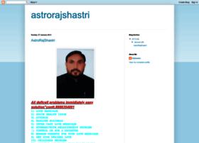 astrorajshastri.blogspot.in