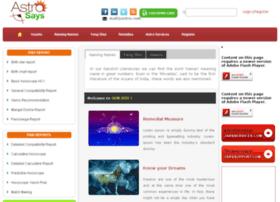 astrosaysonline.com