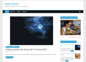 astrotext.ro