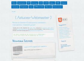 astuces-webmaster.ch