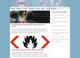 astyouce.fr