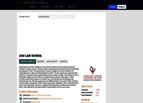 asu.lawschoolnumbers.com